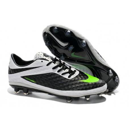 New Neymar World Cup 2014 Nike HyperVenom Phantom FG ACC Black Lime White