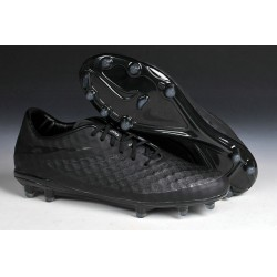 New Neymar World Cup 2014 Nike HyperVenom Phantom FG ACC in Black