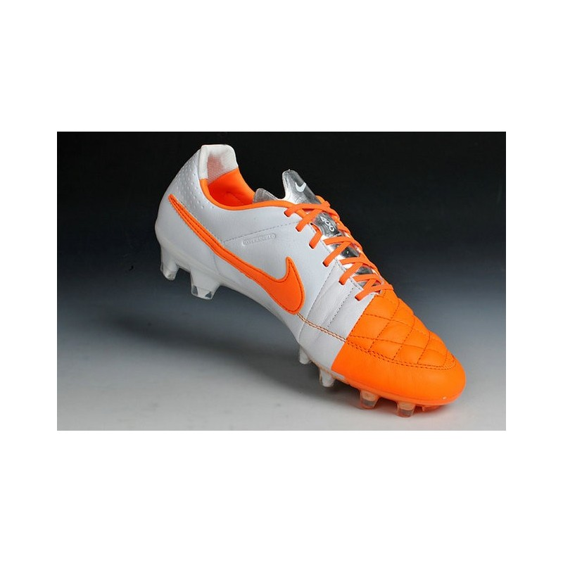 Leather Soccer Shoes
