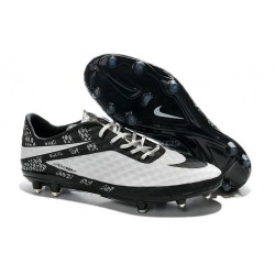 New Discount 2014 Nike HyperVenom Phantom FG ACC Boot Reflective Pack White Black