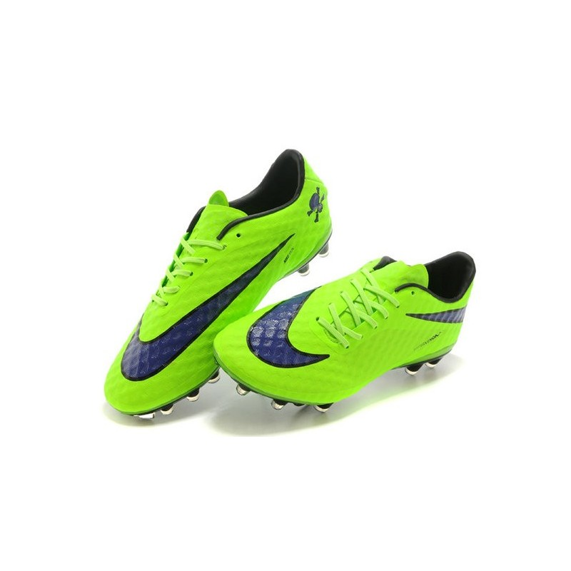 nike hypervenom phantom fg premium acc neymar cleats green purple. Black Bedroom Furniture Sets. Home Design Ideas