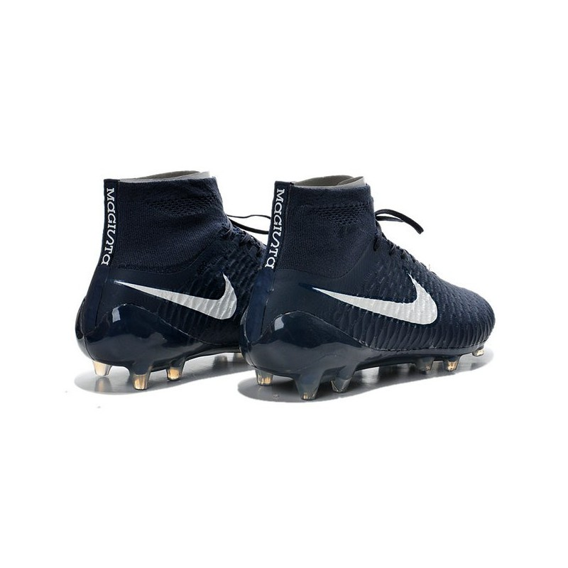 nike air max lunar - Nike Discount Soccer Cleats Magista Obra FG ACC Dark Blue White