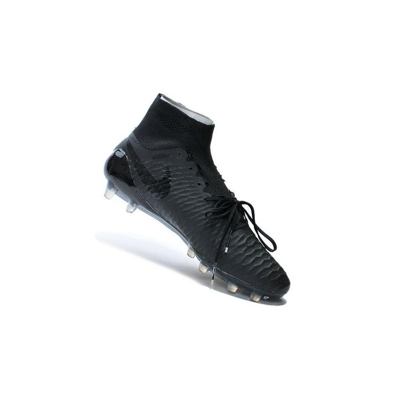 95b3fb942a056 Nike Discount Soccer Cleats Magista Obra FG ACC All Black