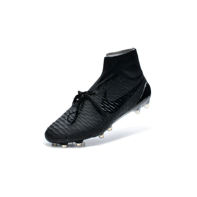 nike discount soccer cleats magista obra fg acc all black