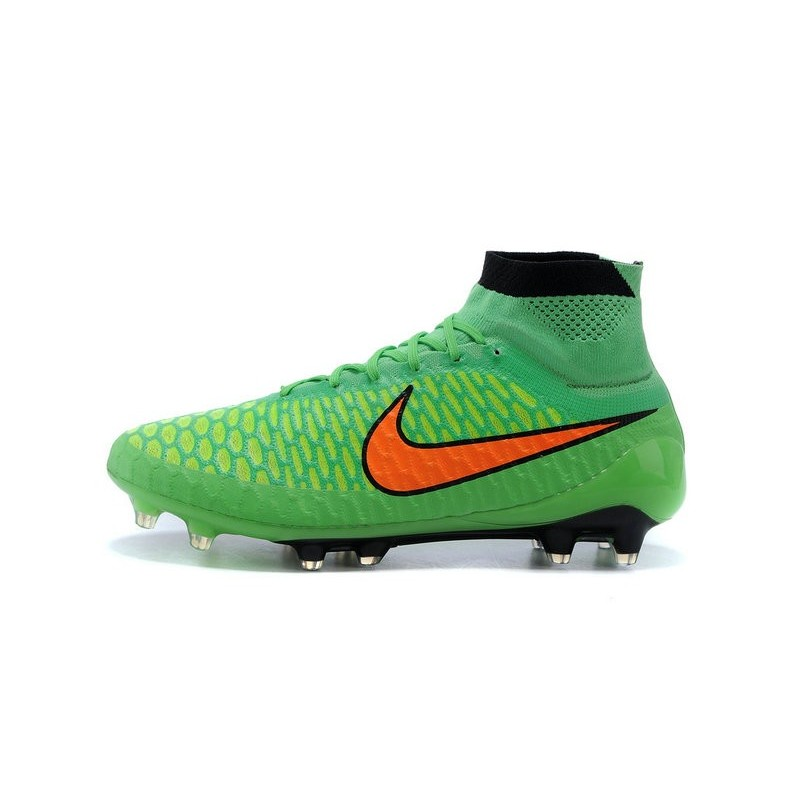 Nike Discount Soccer Cleats Magista Obra FG ACC Green ...