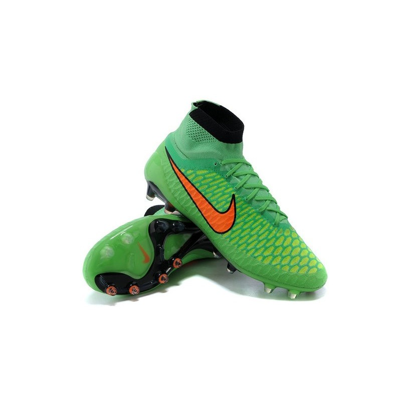 nike discount soccer cleats magista obra fg acc green. Black Bedroom Furniture Sets. Home Design Ideas