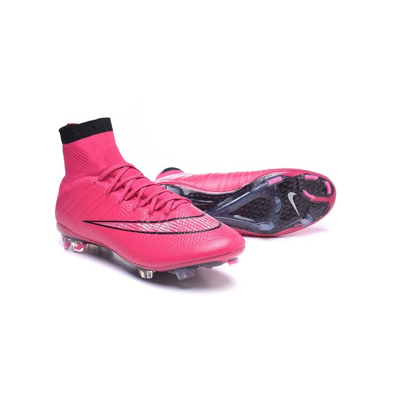 pink nike soccer cleats for www imgkid the