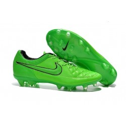 New 2015 Nike Tiempo Legend V FG ACC K-leather Cleats