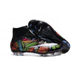 Nike 2016 Top Mercurial Superfly FG Soccer Boots Colourful