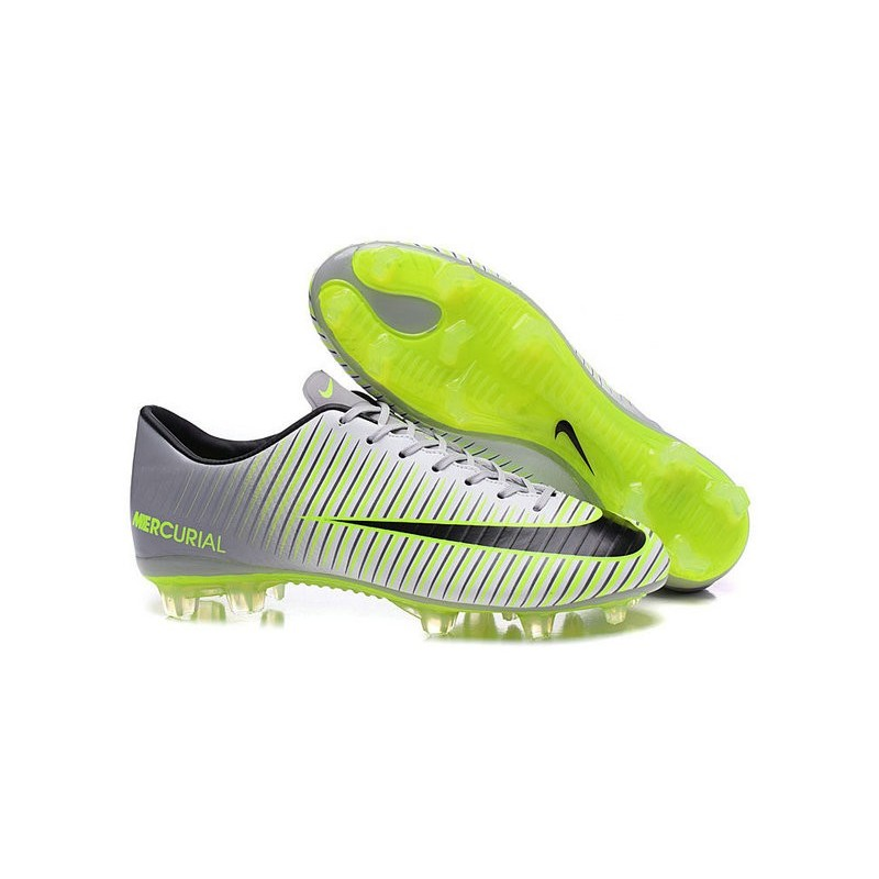 News Nike Mercurial Vapor 11 FG Football Boots Silver ...