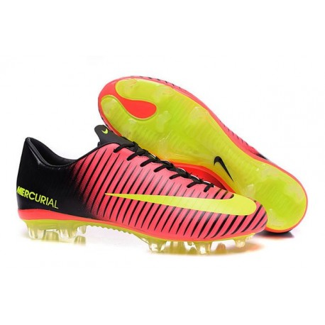 testimonio Vegetales Imbécil  News Nike Mercurial Vapor 11 FG Football Boots Red Yellow
