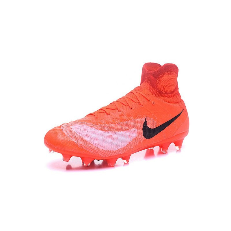 Nike Magista Obra II FG News Soccer Boots Orange Black