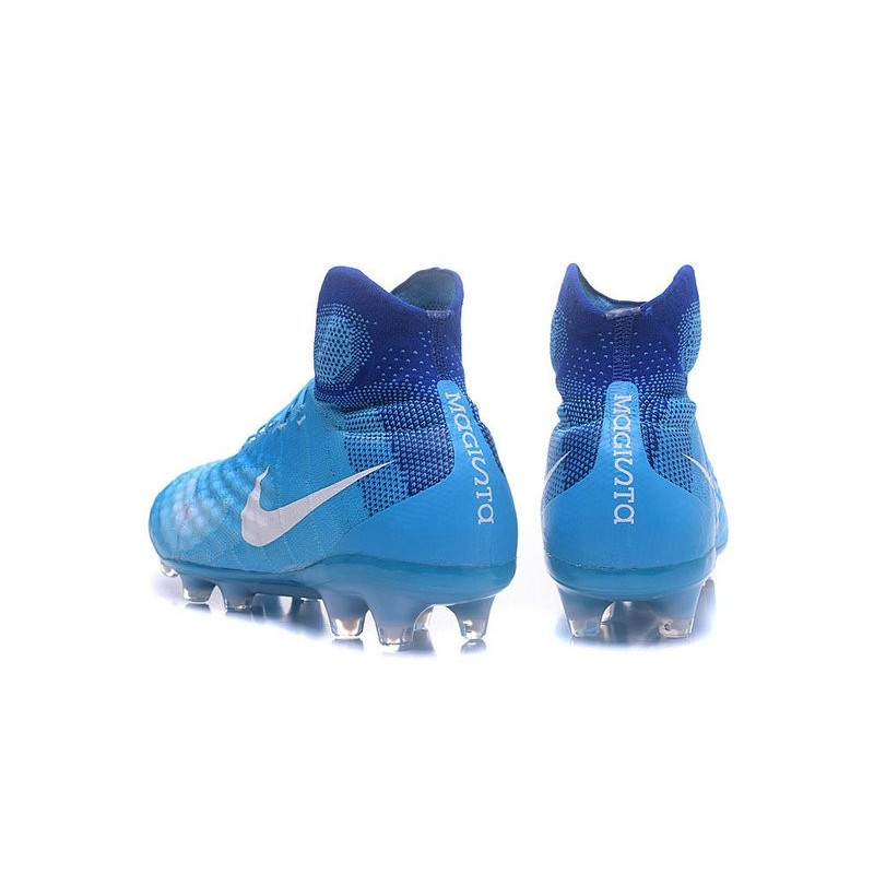 Nike Magista Obra II FG News Soccer Boots Blue White