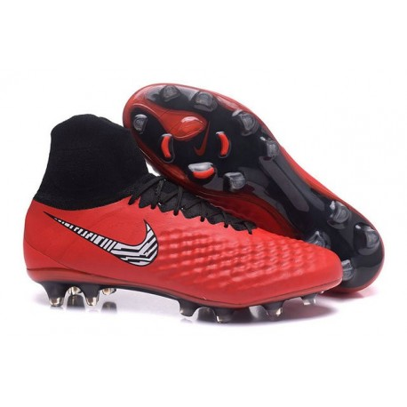 New Nike Magista Obra 2 FG Football Boot in Red