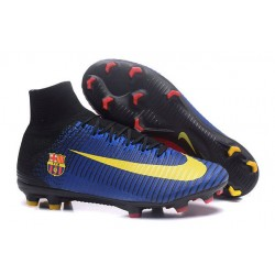 Nike Mercurial Superfly 5 FG Football Shoes Barcelona FC