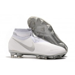 Nike Phantom Vision Elite DF FG Boots - White
