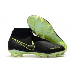 Nike Phantom Vision Elite FG Under The Radar Black Volt