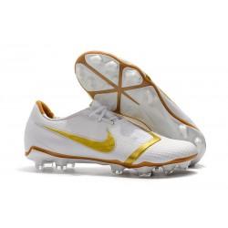 Nike Phantom Venom Elite FG Boots White Gold