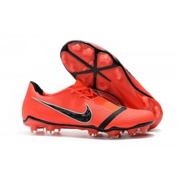 Nike Phantom Venom Elite FG Boots Bright Crimson Black