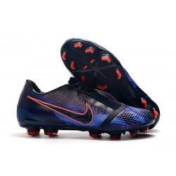 Nike Phantom Vnm Elite FG Obsidian White Black Racer Blue