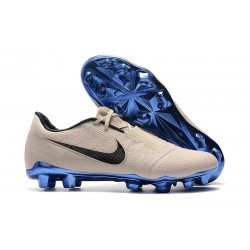 Nike Soccer Shoes Phantom Vnm Elite FG Desert Sand Psychic