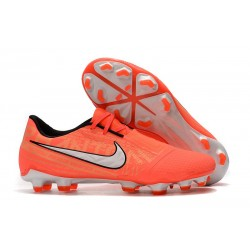 Nike Phantom Venom Elite FG Boots Bright Mango White