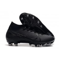 Nike Mercurial Superfly VII Elite Artificial Ground Black