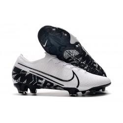 New Nike Mercurial Vapor XIII Elite FG - White Black