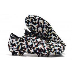 Nike Tiempo Legend 8 Elite FG Boot -Black White