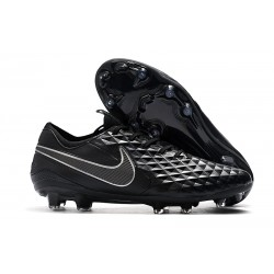 Nike Tiempo Legend 8 Elite FG Boot -Black