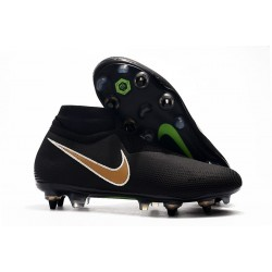 Nike Phantom Vision Elite DF SG-PRO Black Gold
