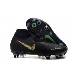 Nike Phantom Vision Elite DF SG-PRO Black Safari