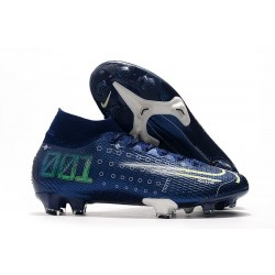Nike Mercurial Superfly 7 Elite FG Soccer Cleats Dream Speed 001 Blue