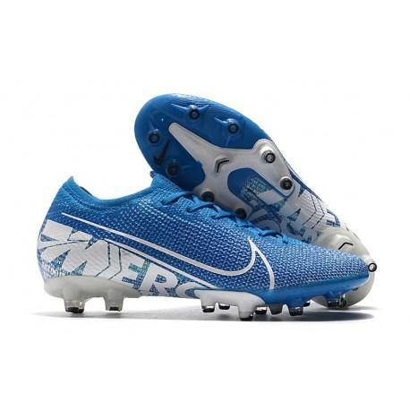 Nike Mercurial Vapor Elite AG New Lights Blue White