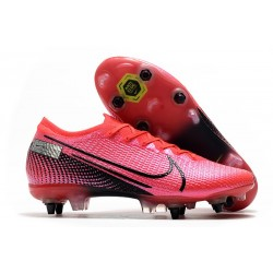 Nike Mercurial Vapor XIII Elite SG-Pro Future Lab -Laser Crimson Black