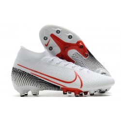 Nike Mercurial Superfly VII Elite Artificial Ground White Red