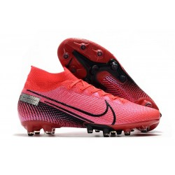 Nike Mercurial Superfly VII Elite Artificial Ground Laser Crimson Black