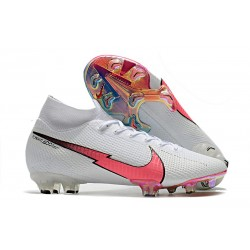 Nike Mercurial Superfly 7 Elite DF FG White Flash Crimson