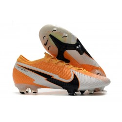 Nike Mercurial Vapor XIII Elite FG Daybreak - Laser Orange Black White
