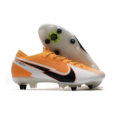 Nike Mercurial Vapor 13 Elite Ac SG Pro Laser Orange Black White