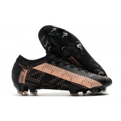 Mens Nike Mercurial Vapor XIII Elite FG Black Pink