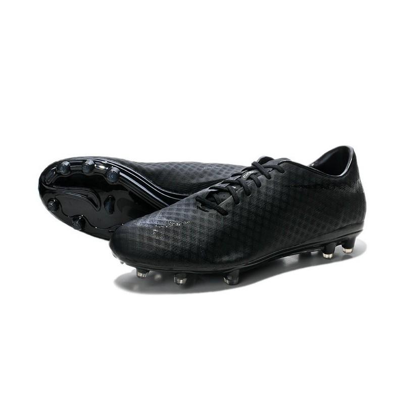 Nike Hypervenom All Black All Black Cheap Men Ni...