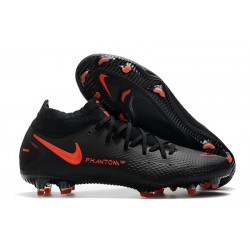 Nike Phantom Gt Elite Df Fg -DAYBREAK PACK Black Chili Red Smoke Grey
