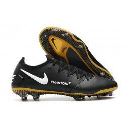 Nike Phantom GT Elite Tech Craft FG Black Gold White