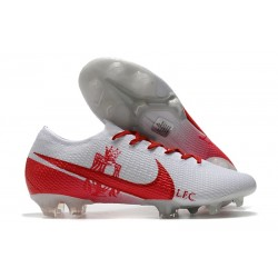 Nike Mercurial Vapor 13 Elite FG -LFC White Red