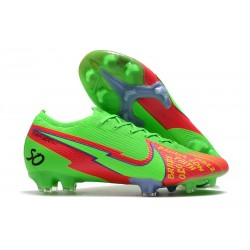 Nike Mercurial Vapor 13 Elite FG Faith Green Red