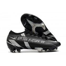 Nike Mercurial Vapor 13 Elite FG Future Black Silver