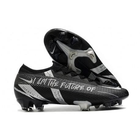 Nike Mercurial Vapor 13 Elite FG Future Black Silver