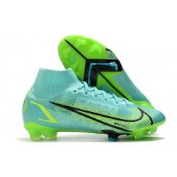 Nike Mercurial Superfly VIII Elite FG Dynamic Turq Lime Glow