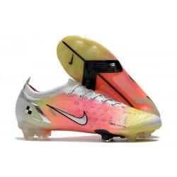Nike Mercurial Vapor 14 Elite FG Dream Speed 4 - White Bright Mango